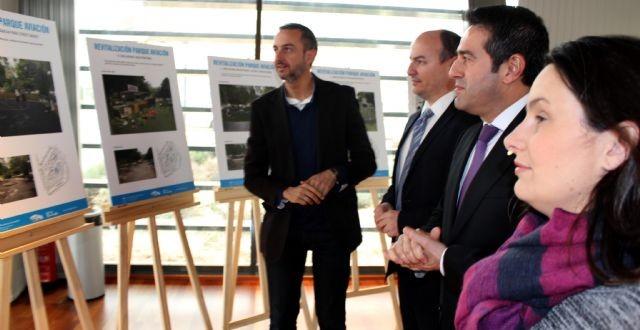 Realizarán consultas para la remodelación del parque de Aviación