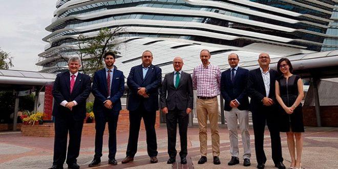 Hong Kong y Murcia intercambiarán estudiantes e investigadores