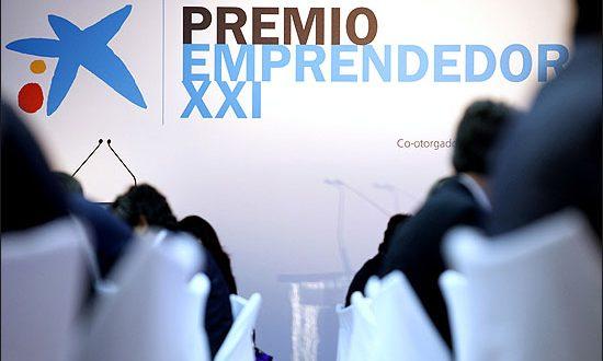 Triplete murciano en el los premios Emprendedor XXI