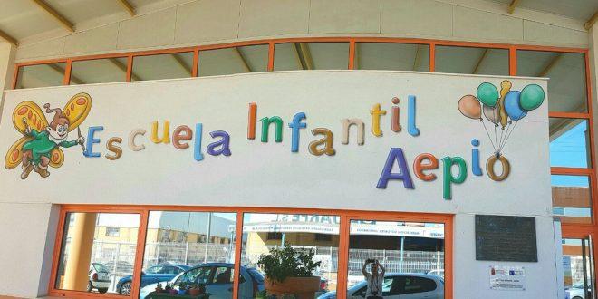 El centro de Educación Infantil AEPIO trabaja para una propuesta educativa activa