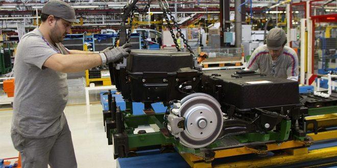Producción industrial en Murcia aumenta 3% en septiembre