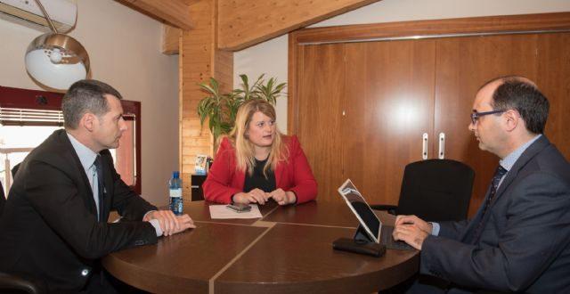Instituto de Fomento de Murcia prevé medidas específicas para emprendedores y empresarios de Mazarrón