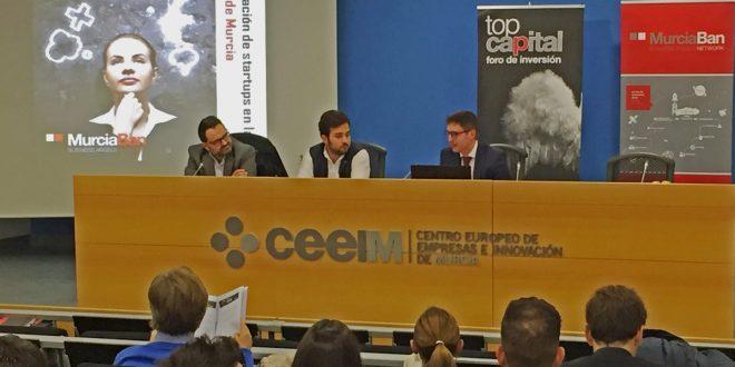 Red de inversores privados de la Comunidad de Murcia cuenta con 72 business angels que han financiado más de 100 proyectos