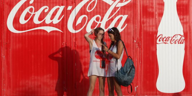Coca-Cola da empujón a emprendedoras en Murcia