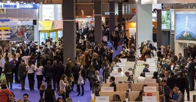 Estudiantes más emprendedores de la Facultad de Turismo visitan la Feria Internacional Fitur