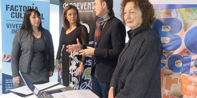 Empresa murciana Marevents vuelve a ofrecer becas en la Factoría Cultural