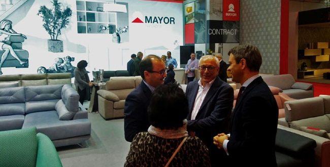 80 empresas de la Región presentes en la Feria del Mueble de Zaragoza