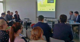 Comunidad de Murcia pone en contacto a pymes tecnológicas con empresas agrícolas
