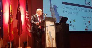 Región de Murcia da la bienvenida a la I Cumbre de Excelencia Empresarial