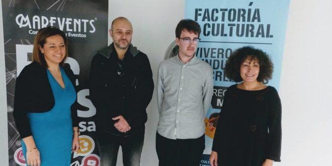 """Jóvenes emprendedores murcianos hacen posible sus proyectos gracias a """"Factoría Cultural"""""""