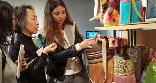 Murcia exhibe en Japón la innovación y tradición artesana de los sectores del calzado, la moda y el mueble de la Región