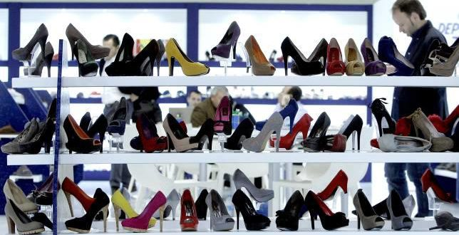 Industria del calzado de Murcia se posiciona en cuarto lugar en exportaciones