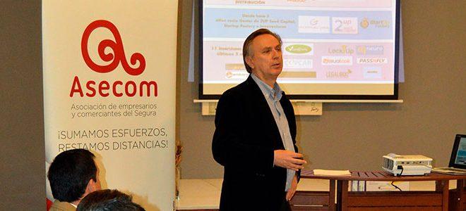 Asociación de Empresarios y Comerciantes de Segura visita Bodegas Luzón para impulsar emprendimiento murciano