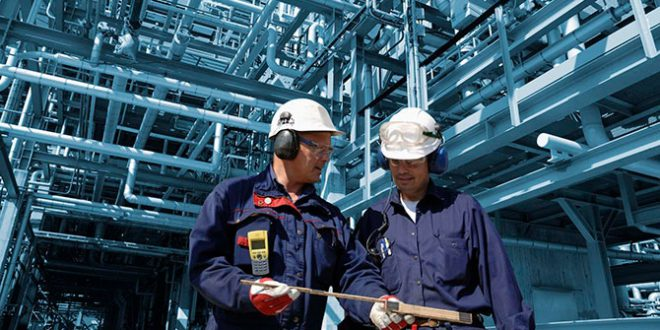 Cifra de negocios de la industria murciana aumenta 7,9% en enero de 2018