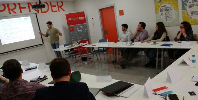 Murcia-Ban forma a las startups en cómo captar la atención de los inversores