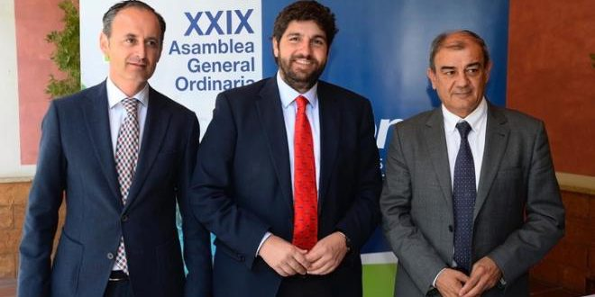 Cooperativas producen 5 empleos diarios y 100 al mes en la Región de Murcia