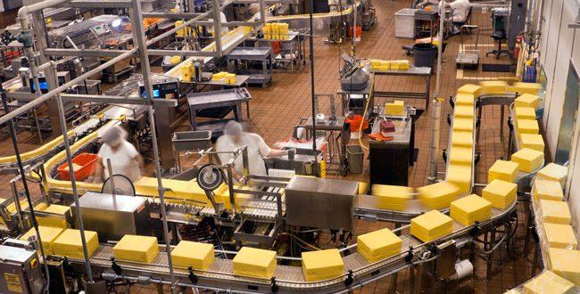 Industria regional murciana ha creado casi 5.000 empleos en los últimos 12 meses