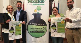 Jornada Wadalab reunirá el 18 de mayo a los emprendedores lorquinos en el Parador