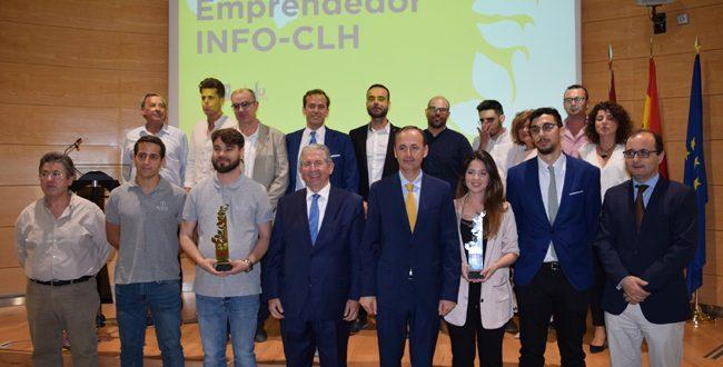 Comunidad de Murcia y el Grupo CLH entregan premios Emprendedor del Año