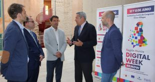 Finalizan jornadas Murcia Digital Week de forma exitosa