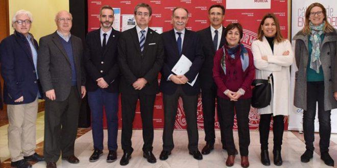 Universidad de Murcia ofrece talleres para emprendedores locales