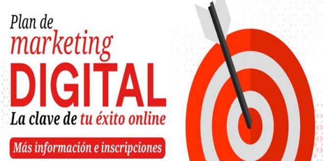"""Taller: """"Plan de marketing digital. La clave de tu éxito online"""""""