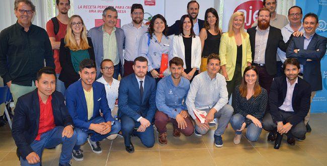 Clausurada con éxito la décimotercera edición de Murcia Empresa
