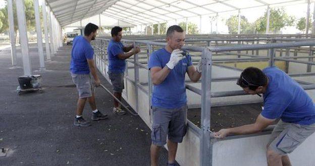 Región de Murcia integra al campo laboral a 3801 parados durante el mes de mayo
