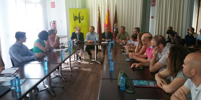 Jornada detalla oportunidades de innovación en el sector de la pesca y la acuicultura en la Región de Murcia