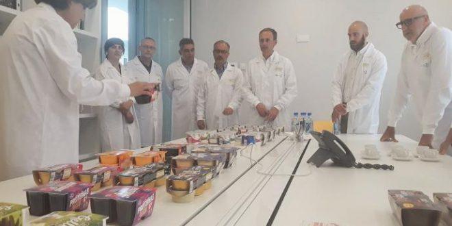 Impulso a la industria alimentaria de la Región de Murcia