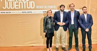 Comunidad de Murcia convoca la X edición de los Premios Juventud
