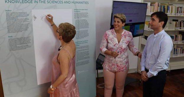 Comunidad de Murcia lanza web con más de 400 archivos de conocimiento científico público