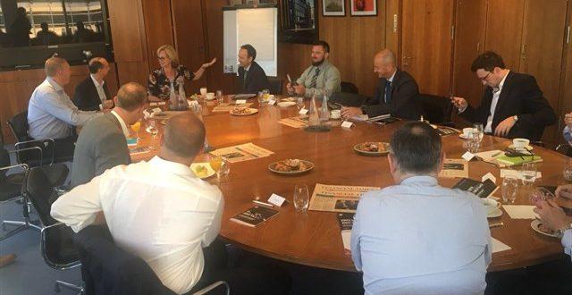 Empresas británicas buscan establecer su sede europea en la Región de Murcia