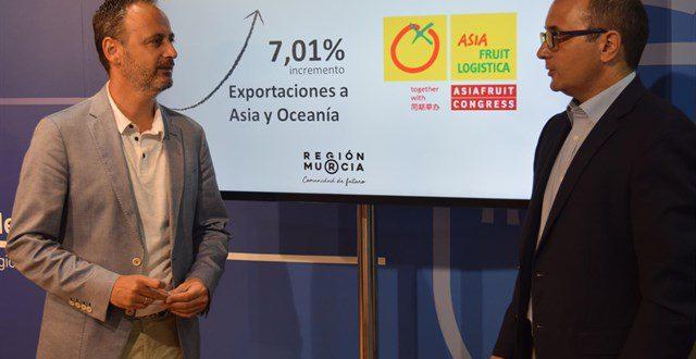 Comunidad de Murcia busca abrir a las empresas locales las dos mayores plataformas asiáticas de ventas online