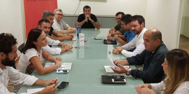 MC Cartagena llega a un acuerdo de sus aportes al Plan de Impulso al Comercio