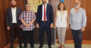 Ayuntamiento de San Pedro del Pinatar y la Asociación de Jóvenes Empresarios fomentan el emprendimiento