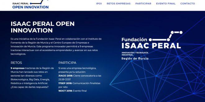 """18 empresas innovadoras responden al reto de la iniciativa """"Isaac Peral Open Innovation"""""""