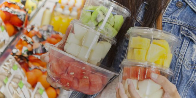 Región de Murcia produce 70% de las frutas de toda España