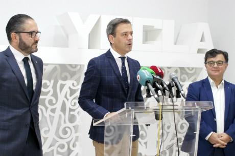 Cámara reabre su oficina en Yecla por incremento en el número de empresas
