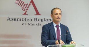 Javier Celdrán: este es mejor momento histórico para invertir en la Región de Murcia