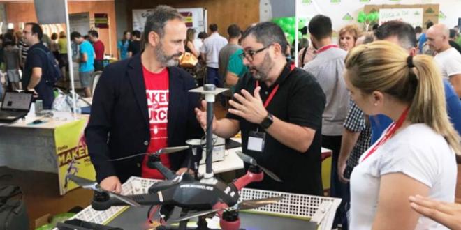 Región de Murcia presume de su tecnología en Brasil e Israel