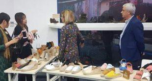 Calzado de la Región de Murcia está presente en 80 tiendas