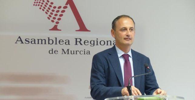 Consejero Javier Celdrán espera llegar a los 609 mil ocupados en un año