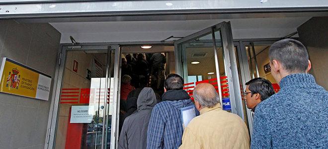 Número de desempleados en la Región de Murcia disminuye en 6.262 personas en 2018