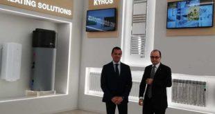 Comunidad de Murcia apoya el esfuerzo de la empresa Royal Termic para invertir eficiencia energética e innovación
