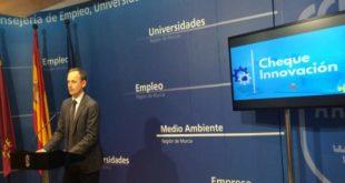 Región de Murcia ofrece 900 mil euros para la innovación empresarial