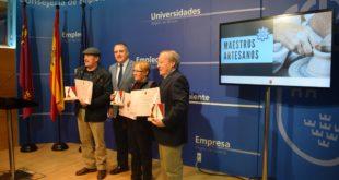 Registro artesano de la Región de Murcia alcanza los 630 miembros