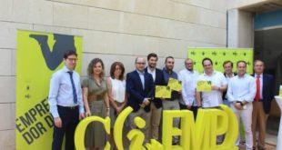 Premio Emprendedor del Mes se convierte en una plataforma de impulso para los nuevos empresarios murcianos